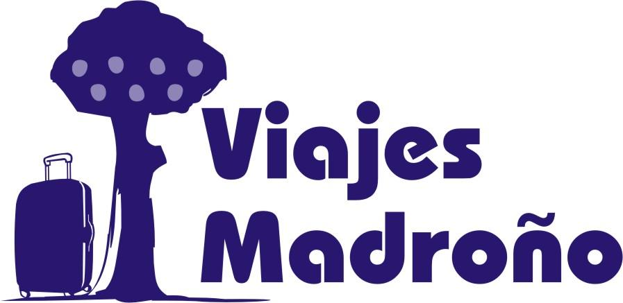 Logo Viajes Madroño