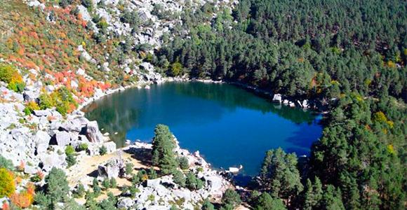 Sierra de Urbión.Laguna Negra