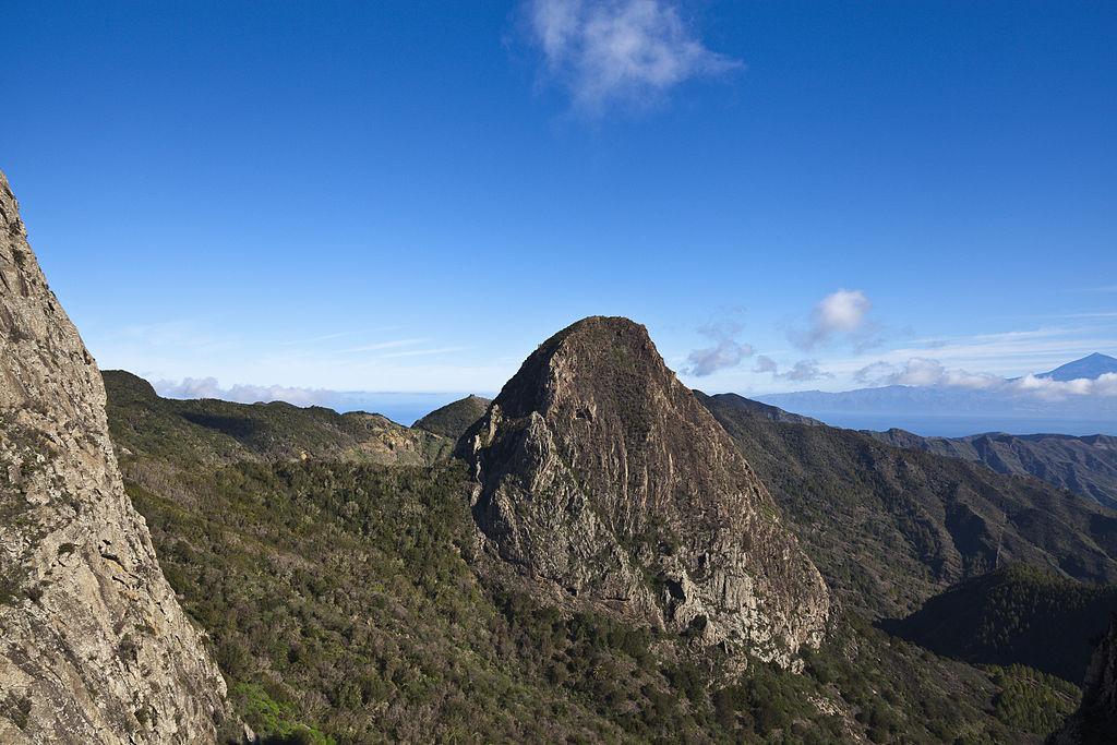 Parque Nacional de Garajonay. Foto:Diego Delso  (CC 3.0)