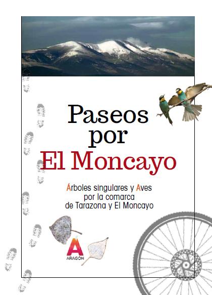 Con cada inscripción te regalamos una guía Árboles singulares y aves de la Comarca del Moncayo