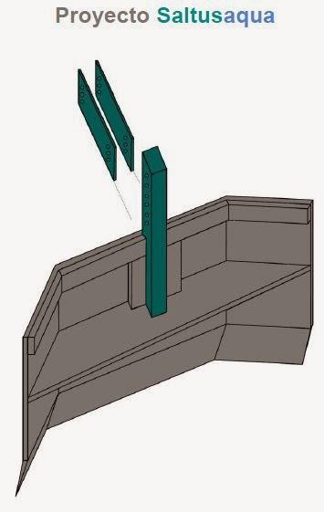 diseño patentado por el profesor de la UCAV, Jorge Mongil