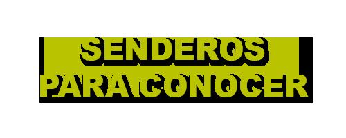 SENDEROS_PARA_CONOCER