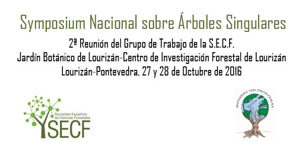 Symposium nacional sobre rboles singulares louriz n for Investigacion de arboles